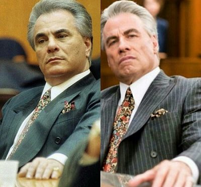"DEADLINE: John Travolta Cries Foul Over ""Fake News"" Reports On Mafia Movie 'Gotti'"